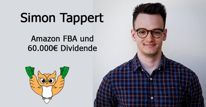 Amazon FBA und 60.000 € Dividende Euro Netto-Dividenden