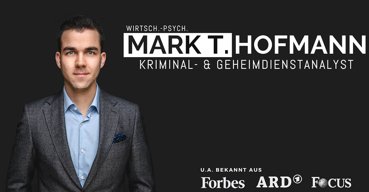 Mark Thorben Hofmann Interview Erfolgsgeschichten Podcast Profiling Verhandeln Überzeugen Wirtschaft Psychopathen