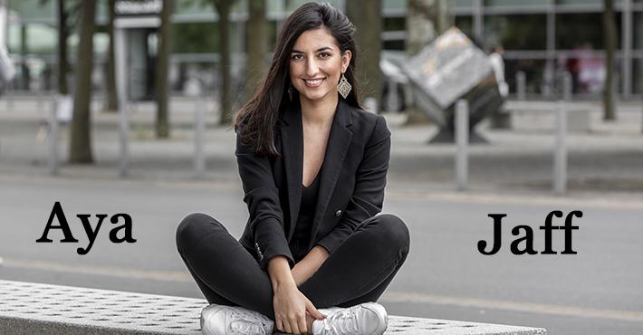Aya Jaff erzählt wie Sie Programmierin, Trader, Entrepreneur und Autorin geworden ist