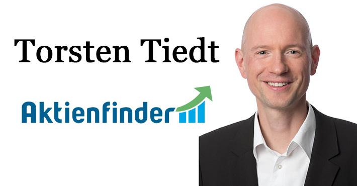 Wie Torsten Tiedt den Aktienfinder aufgebaut hat und warum Investieren Spaß machen sollte