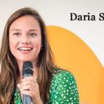 Daria Sahrova im Interview über ihre Karriere, Venture Capitel Investments und Gründungen