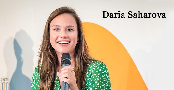 Daria Saharova im Interview über ihre Karriere, Venture Capital Investments und Gründungen