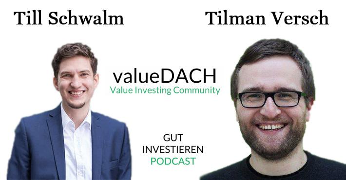 23 Die Erfolgsgeschichte des Value Investings mit Tilman Versch und Till Schwalm