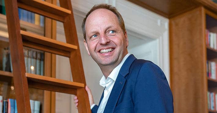 Thomas Heilman über seine Karriere und Neustaat