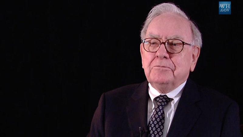 Top 10 Zitate von Investorenlegende Warren Buffett