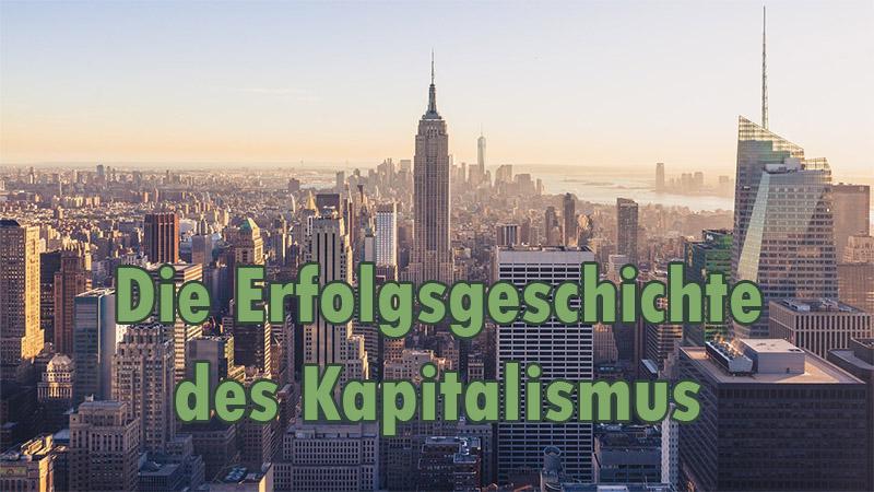 Die Erfolgsgeschichte des Kapitalismus – Kritische Diskussion mit Dr. Dr. Rainer Zitelmann