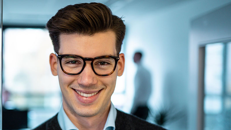 Strategisch Karriere machen – Interview mit David Döbele