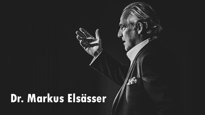 Konzernkarriere, Unternehmer und Investor – Interview mit Dr. Markus Elsässer