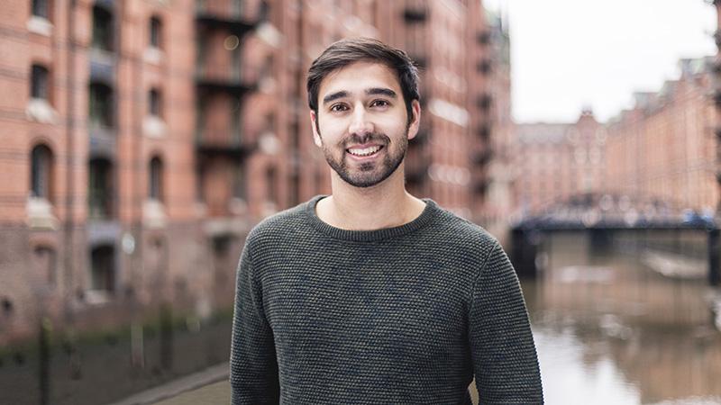 Wie Kevin Mata von #IAMPLASTICFREE eine Alternative zu Plastik entwickelt hat