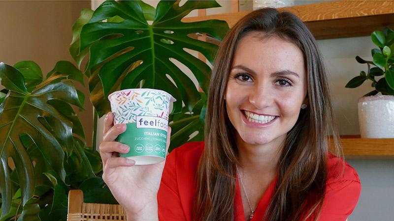Wie man ein Food-Startup aufbaut mit Franziska Schaal
